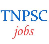 Drug Inspector and Jr. Analyst Jobs by Tamil Nadu PSC