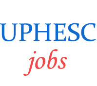 Principals Jobs in UP Colleges by UPHESC