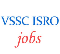 Scientists/Engineers 'SC & SD' and Medical Officers Jobs in VSSC ISRO