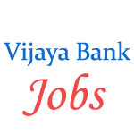Sports Men and Managers Jobs in Vijaya Bank