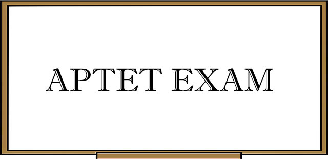 APTET Exam Preparation