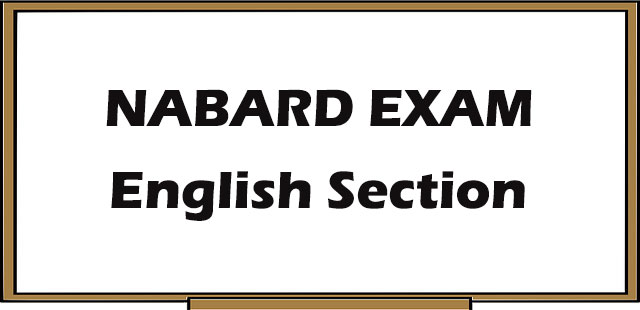 NABARD Entrance Exam - Reasoning Section Preparation Tips Tricks