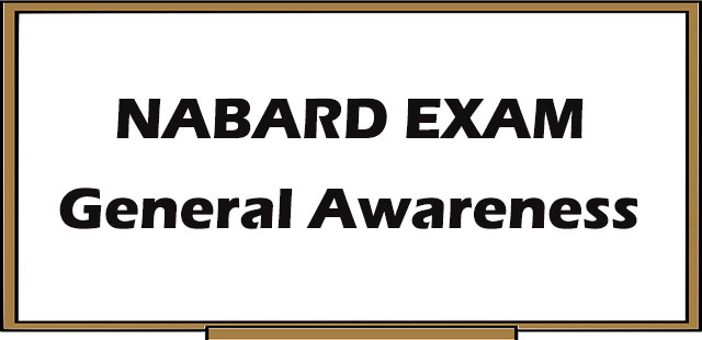 NABARD General Awareness Preparation Tips and Syllabus