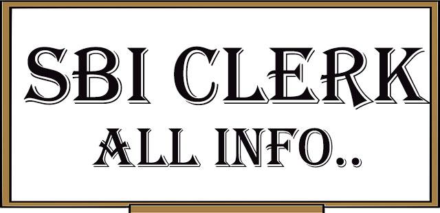 SBI Clerical ADMIT CARD