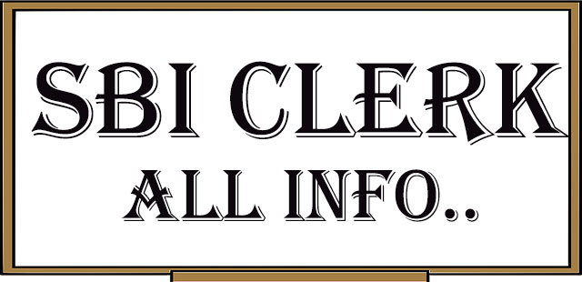All about SBI Clerk Exam, Eligibility and Job profile