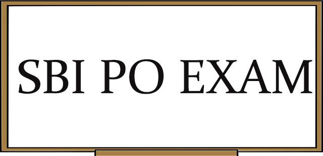 SBI PO Exam Trips and Tricks to crack exam