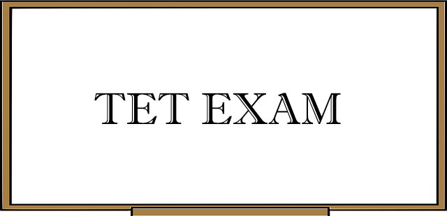 TET Exam: Syllabus & Preparation Tips